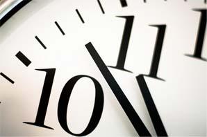 The clock by steve.grosbois.