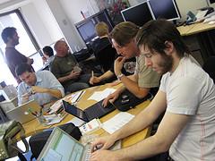 computer crowd