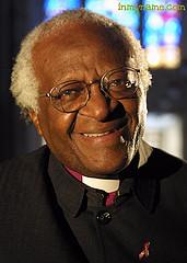 Archbishop Tutu, UNISA Alum