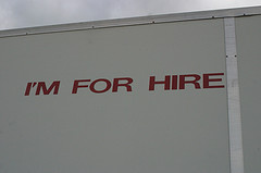 I'm For Hire