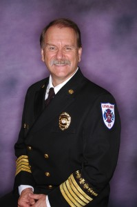 Fire Chief Mirowski