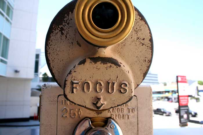 Stop multitasking and focus